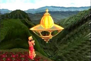 Виманы – летающие колесницы в индийской мифологии