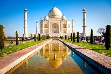 Тадж Махал – одно из семи чудес света