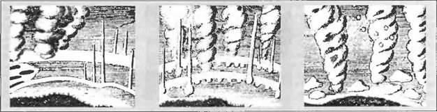 Полярные сияния в мифологии славян - тема Змея и Змееборца