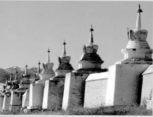 Монголия сокровенная