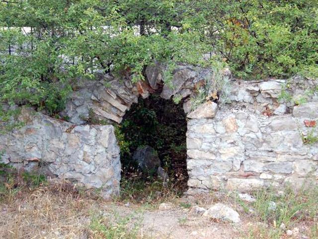 зубарь-римская крепость харакс